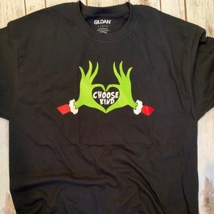Grinch Choose Kind Shirt